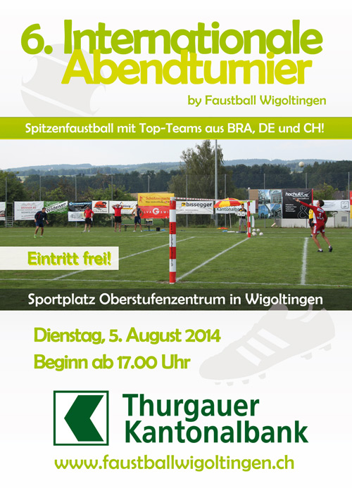 6. Internationales Abendturnier 2014